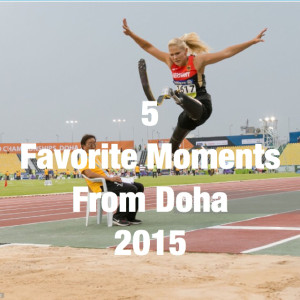 favorite Moments from Doha